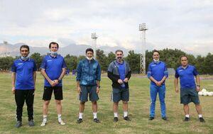 کادر فنی جدید تیم فوتبال استقلال مشخص شد