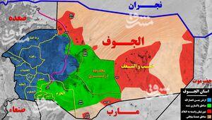 تازهترین تحولات میدانی یمن/ جزئیات عملیات گسترده ائتلاف سعودی در مرکز استان راهبردی «الجوف» + نقشه میدانی و عکس