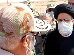 حجت الاسلام رئیسی: حضور مقتدرانه مرزبانان اجازه عرض اندام به دشمن را نمیدهد