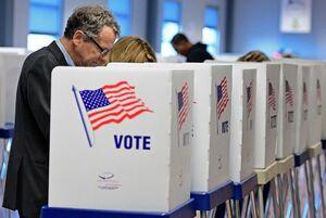 مشارکت بی سابقه در انتخابات آمریکا برای شکست ترامپ/ افزایش ۵۰ برابری رای دهندگان