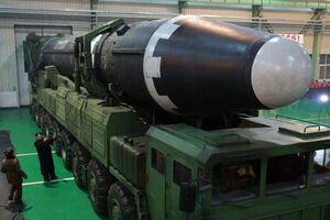 کره شمالی موشک بالستیک جدید آزمایش کرد