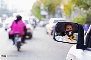 اجباری شدن ماسک به روایت تصویر تهران کرونا