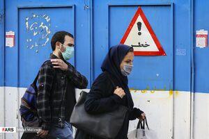 نقرهداغ ۲۶۰۰ «عابر پیاده» تهرانی