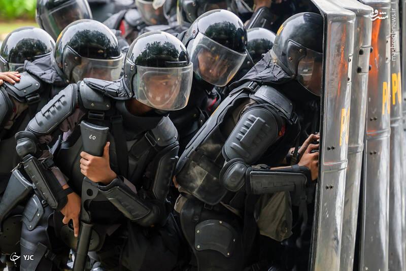 اعتراضات به نظام سرمایه داری در جاکارتا، اندونزی