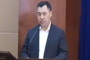 «سادیر جباراف» نخستوزیر قرقیزستان شد - کراپشده