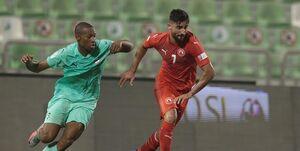 انتقاد هواداران العربی از بازیکن ایرانی