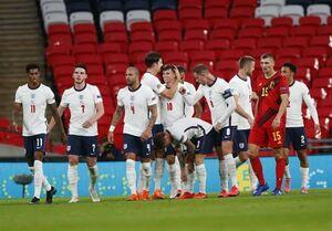 لیگ ملتهای اروپا| انگلیس انتقام شکست در جام جهانی را از بلژیک گرفت/ هلند متوقف شد، هالند هتتریک کرد