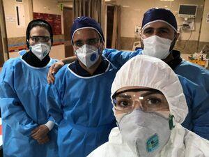 توییت دردناک پرستار بیمارستان مسیح دانشوری