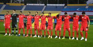 مصاف ملی پوشان ایران با منتخب باشگاههای فرانسه