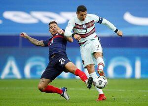 تساوی فرانسه و پرتغال در لیگ ملتهای اروپا/ ایتالیا از پس لهستان بر نیامد +جدول