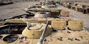 شهیدی که با فروش منزلش تعمیرگاه تانک راه اندازی کرد