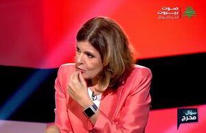 می خریش، نایب رییس جریان آزاد ملی لبنان