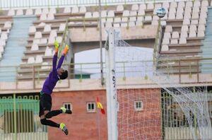 تعویق لیگ دسته یک فوتبال