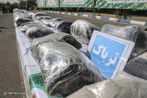 دستگیری توزیع کنندگان مواد مخدر در تهران