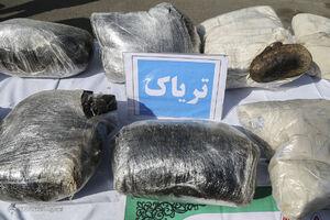 شناسایی سنگینترین محموله مواد مخدر در زاهدان