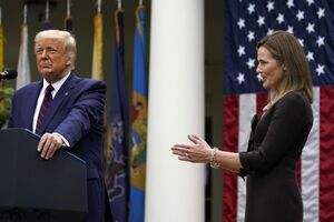 نظر آمریکاییها درباره تعیین عضو «دیوان عالی» قبل از انتخابات