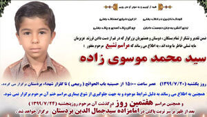 سیدمحمد موسوی زاده