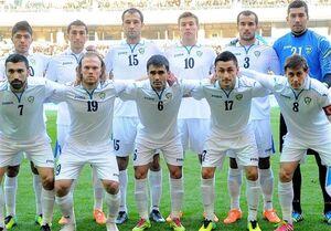پیروزی ازبکستان شکستخورده از ایران مقابل امارات