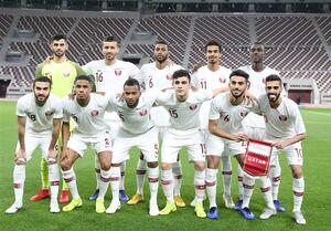 شکست سنگین قطر مقابل غنا