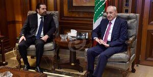 «الحریری» از موافقت رئیس پارلمان با بندهای اصلاحی ابتکار فرانسه خبر داد