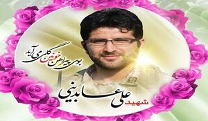 فیلم| خانهای پر از قاب شهدا/علی آقا غریبانه رفت و برگشت