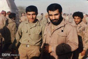 سردار شهید «محمدناصر ناصری» به روایت تصاویر