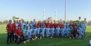 جلسه تمرینی جایگزین بازی با مالی/ تیم ملی فوتبال امشب به ایران بر میگردد