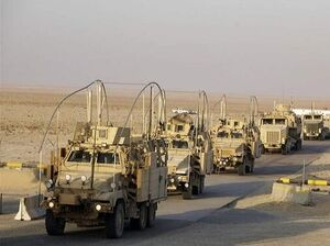 ورود نظامیان به عراق