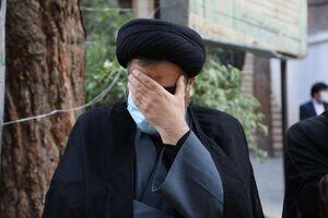 عکس/ مراسم یادبود مرحوم محمدحسین شیرمردی