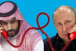 گفتوگوی تلفنی پوتین و بنسلمان