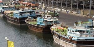 آغاز تردد لنجهای چوبی ایرانی به عمان