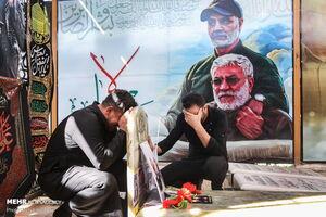 پیام خانواده شهید ابومهدی المهندس به مردم عراق