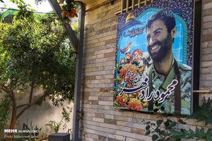عکس/ حال و هوای منزل شهید مدافع حرم «محمود رادمهر»