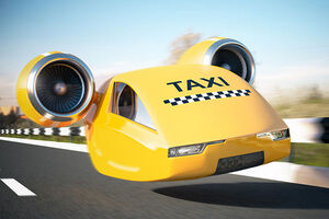 اعلام زمان پرواز «تاکسی هوایی» در آسمان ایران