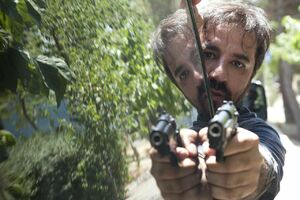 ادامه تصویربرداری سریال دهنمکی در استانبول