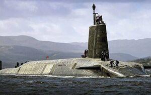 ابتلای ۳۵ خدمه زیردریایی اتمی انگلیس به کرونا در آمریکا