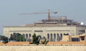 """سفارت آمریکا در عراق یک """"هیولایِ"""" ناسازگار"""