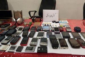 سرقت موبایل دزدی نمایه