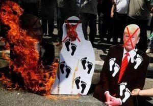 حماس به سازشکاران عرب: بخشی از سرزمین خود را به اسرائیل هدیه کنید