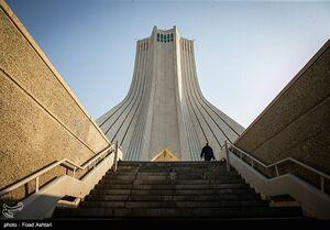 عکس/ چهل و نهمین سالگرد تاسیس برج آزادی