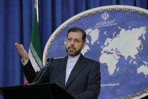 واکنش ایران به اصابت چند راکت به مناطق مرزی کشور