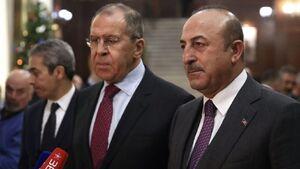 گفتگوی وزرای خارجه روسیه و ترکیه درباره قره باغ