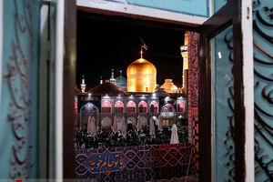 طوفان توییتریها در سالروز شهادت امام رضا(ع) +تصاویر
