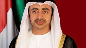 وزیر خارجه امارات واکسن کرونا دریافت کرد