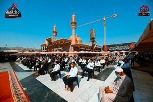 کاظمین در روز رحلت پیامبر اکرم(ص)