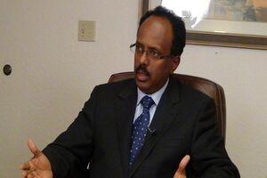 درخواست رئیسجمهور سومالی از آمریکا