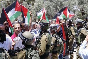 مقاومت مردمی در برابر شهرکسازیهای تل آویو گسترش یابد