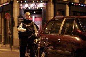 چاقوکشی در پاریس 2 کشته بر جای گذاشتپلیس فرانسه