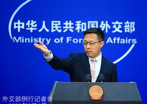 هشدار پکن به آمریکا درباره روابط چین و روسیه