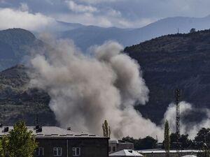 باکو: ارمنستان خط کنترل در قره باغ را هدف قرارداده است